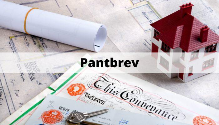 Pantbrev och pantbrevskostnader