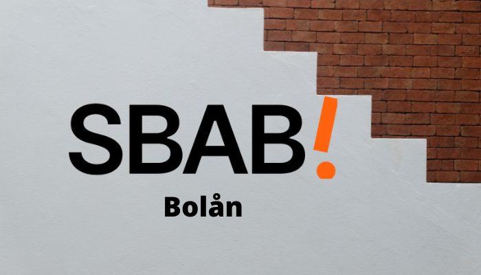 SBAB bolån